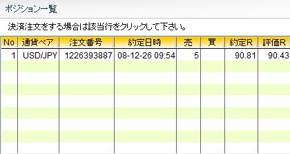 20081226外為オンライン